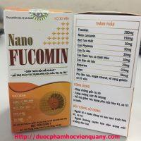 Nano Fucomin Hoc Vien Quan Y 30 Viên