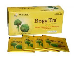 Trà Bogatra Thảo Dược Quân Y