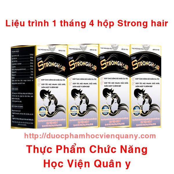 vien moc toc strong hair